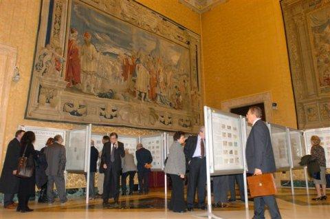 Resoconto della mostra filatelica il regno d 39 italia a for Rassegna stampa camera deputati